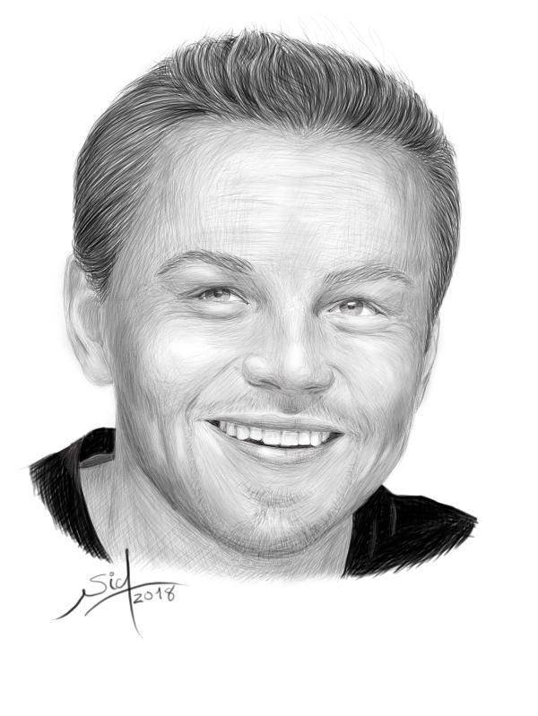 Leonardo DiCaprio par 3alilou